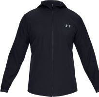 Pánska bunda Under Armour Vanish Woven FZ Jacket 001