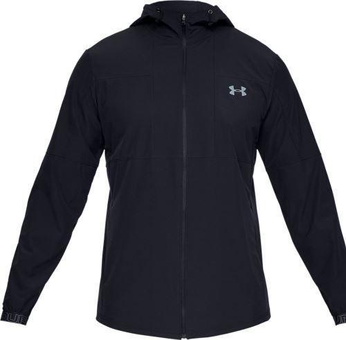 Pánská bunda Under Armour Vanish Woven FZ Jacket 001