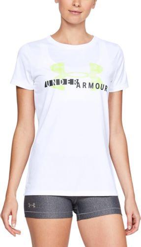 Dámské tričko Under Armour Tech SSC Graphic 101