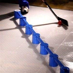 Pomôcka na tréning stickhandling - Sweethands mini krátka dĺžka (4pol)
