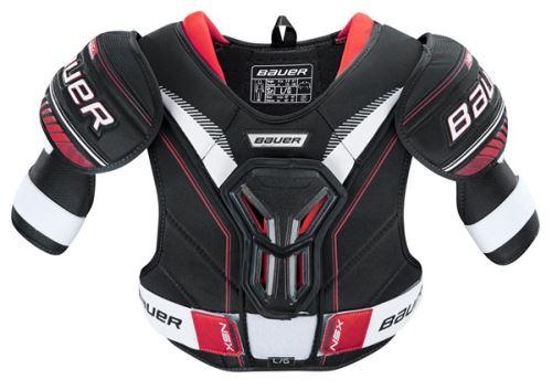 Juniorské chrániče ramien Bauer S18 NSX Shoulder Pad - JR