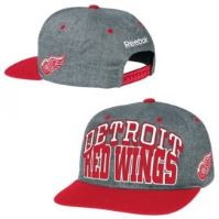 Čiapky Reebok Cap Faceoff SB Detriotu Red Wings