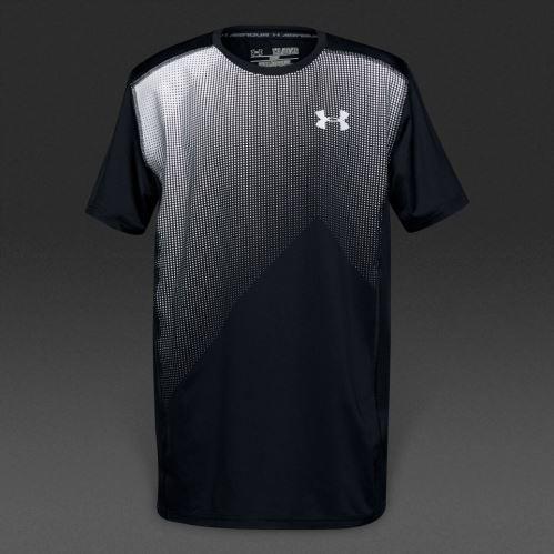 Detské tričko Under Armour Select Čierne