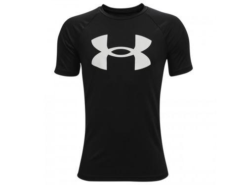 Dětské tričko Under Armour Tech Big Logo SS 001