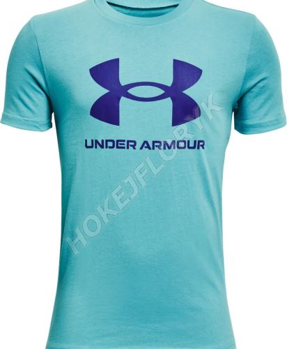 Dětské tričko Under Armour Sportstye Logo SS 476