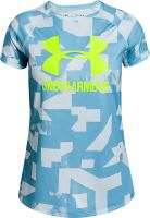 Detské tričko Under Armour Big Logo Tee Novelty 451