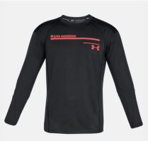 Pánské triko Under Armour Simple Run Graphic Longsleeve 001