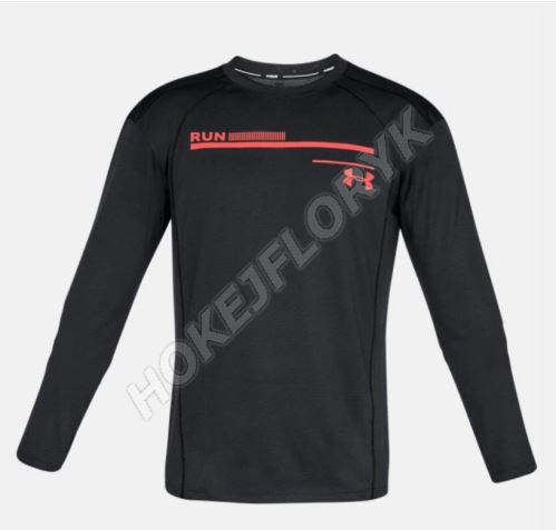 Pánske tričko Under Armour Simple Run Graphic Longsleeve 001