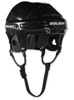Seniorská hokejová helma BAUER 2100, červená, M
