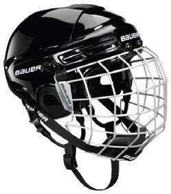 Juniorská hokejová helma BAUER 2100 Combo