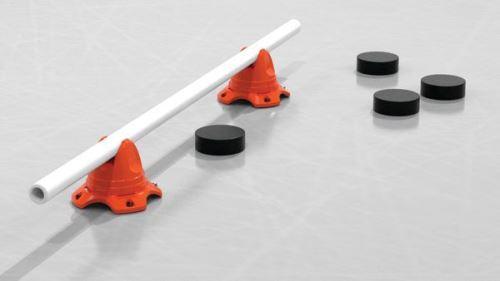 Kužeľ Hockey Dot Underpass-X (2ks)