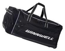 """Taška Winnwell Premium Wheel Bag, černá, Junior, 36"""""""